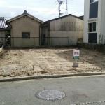 二階堂上ノ庄町 売り土地